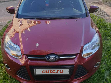 Купить Ford Focus пробег 107 000.00 км 2013 год выпуска
