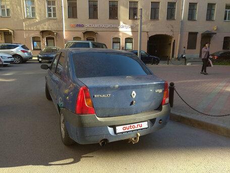 Купить Renault Logan пробег 170 000.00 км 2005 год выпуска