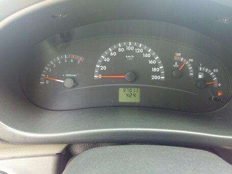 Купить ЛАДА (ВАЗ) Kalina пробег 97 000.00 км 2011 год выпуска