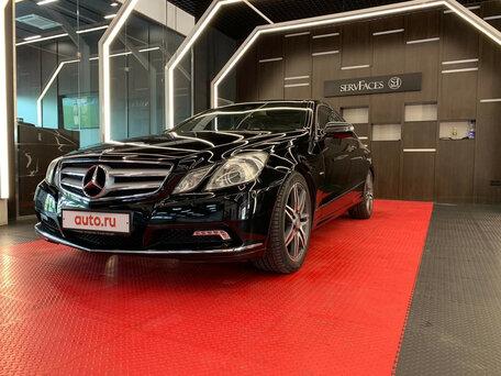 Купить Mercedes-Benz E-klasse пробег 145 000.00 км 2009 год выпуска