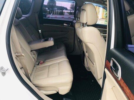 Купить Jeep Grand Cherokee пробег 130 000.00 км 2012 год выпуска