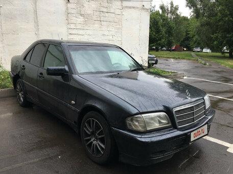 Купить Mercedes-Benz C-klasse пробег 407 347.00 км 1997 год выпуска