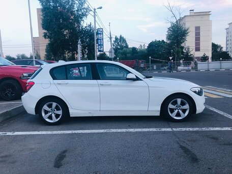 Купить BMW 1 серия пробег 115 200.00 км 2012 год выпуска