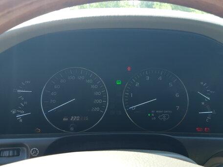 Купить Lexus LX пробег 220 000.00 км 2005 год выпуска
