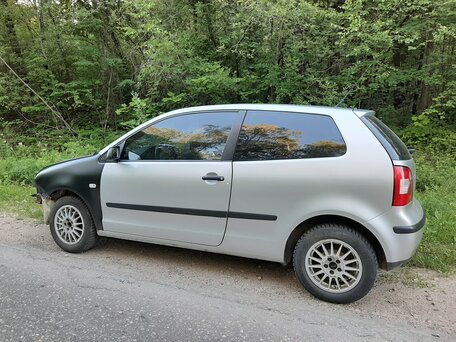 Купить Volkswagen Polo пробег 151 700.00 км 2002 год выпуска