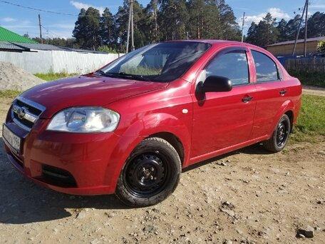 Купить Chevrolet Aveo пробег 160 000.00 км 2006 год выпуска