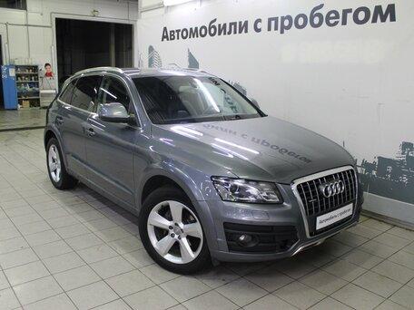 Купить Audi Q5 пробег 134 000.00 км 2012 год выпуска