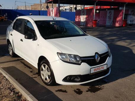 Купить Renault Logan пробег 121 000.00 км 2015 год выпуска
