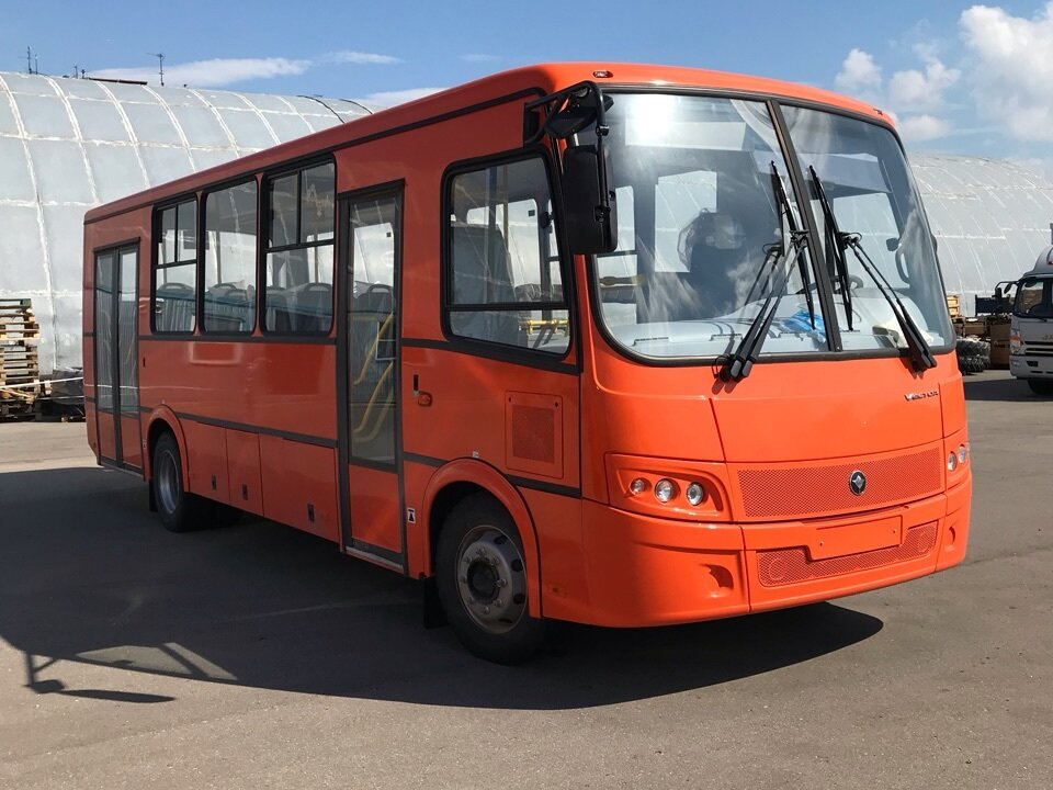 решить новый автобус паз фото тонкий металл, одном