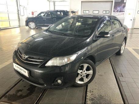 Купить Toyota Corolla пробег 159 298.00 км 2012 год выпуска