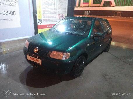Купить Volkswagen Polo пробег 270 000.00 км 1999 год выпуска