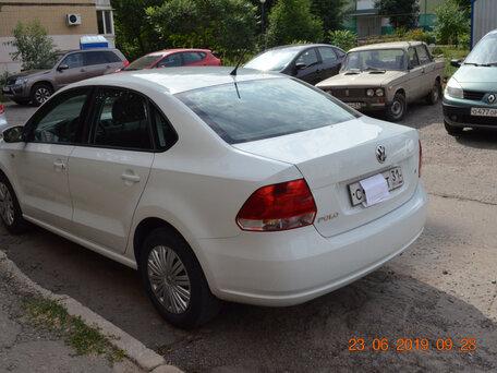 Купить Volkswagen Polo пробег 200 000.00 км 2015 год выпуска