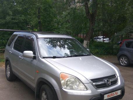 Купить Honda CR-V пробег 320 000.00 км 2003 год выпуска
