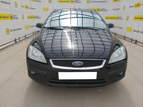 Купить Ford Focus пробег 134 000.00 км 2007 год выпуска