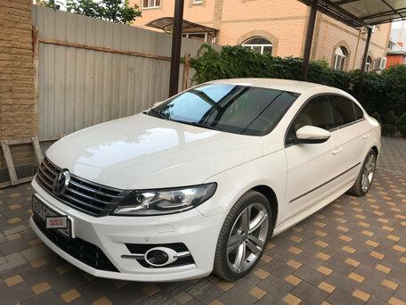 Купить Volkswagen Passat CC пробег 137 000.00 км 2014 год выпуска