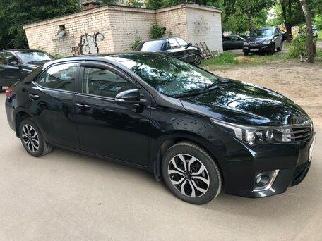 Купить Toyota Corolla пробег 44 600.00 км 2014 год выпуска
