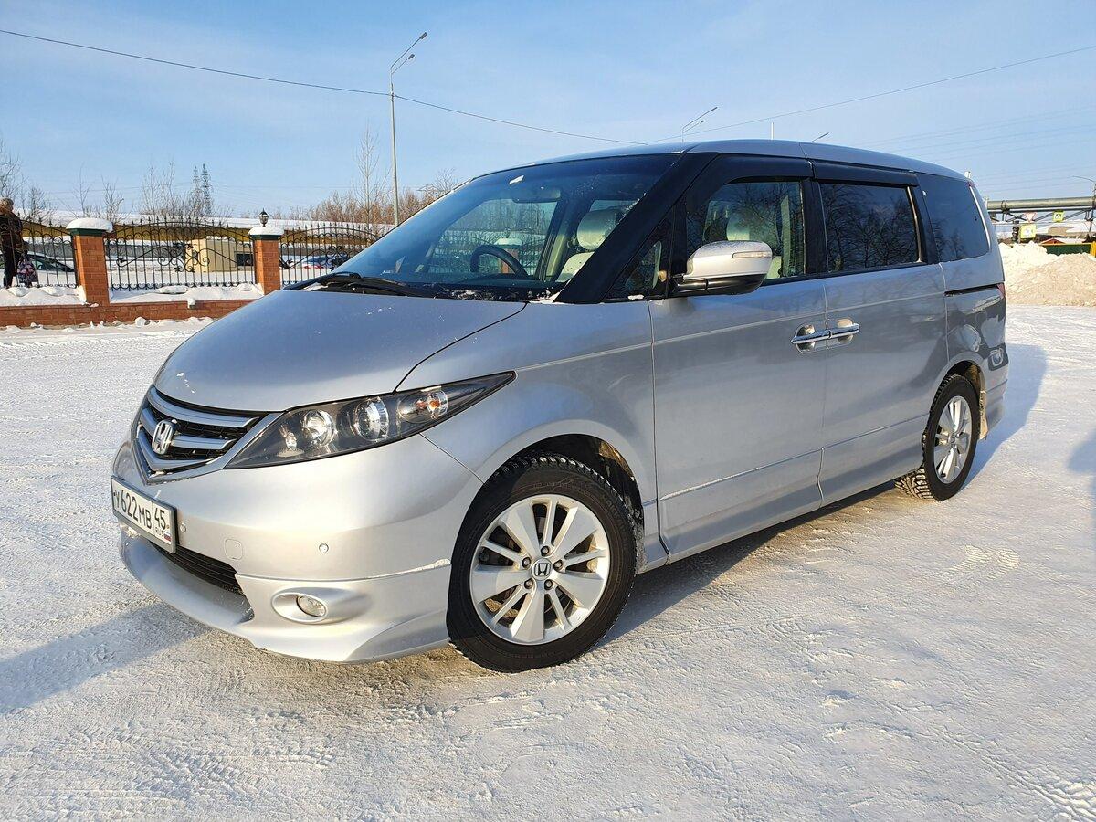 Купить б/у Honda Elysion I Рестайлинг 3.0 AT (250 л.с.) бензин автомат в Нижневартовске ...