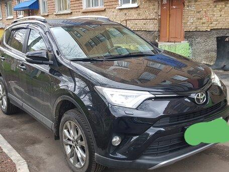 Купить Toyota RAV 4 пробег 13 000.00 км 2017 год выпуска
