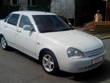 Купить ЛАДА (ВАЗ) Priora пробег 181 910.00 км 2011 год выпуска