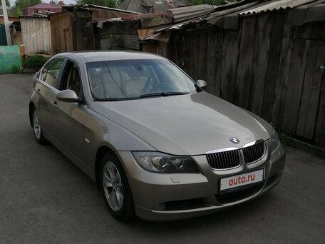 Купить BMW 3 серия пробег 180 000.00 км 2008 год выпуска