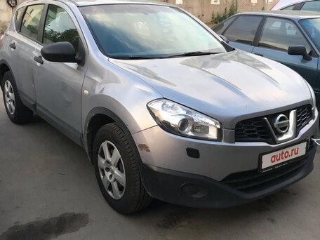 Купить Nissan Qashqai пробег 150 000.00 км 2012 год выпуска