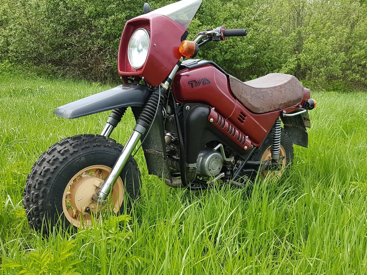 фото мотоцикла тула известна