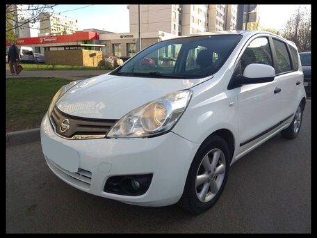 Купить Nissan Note пробег 101 000.00 км 2011 год выпуска