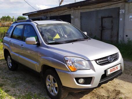 Купить KIA Sportage пробег 205 450.00 км 2009 год выпуска