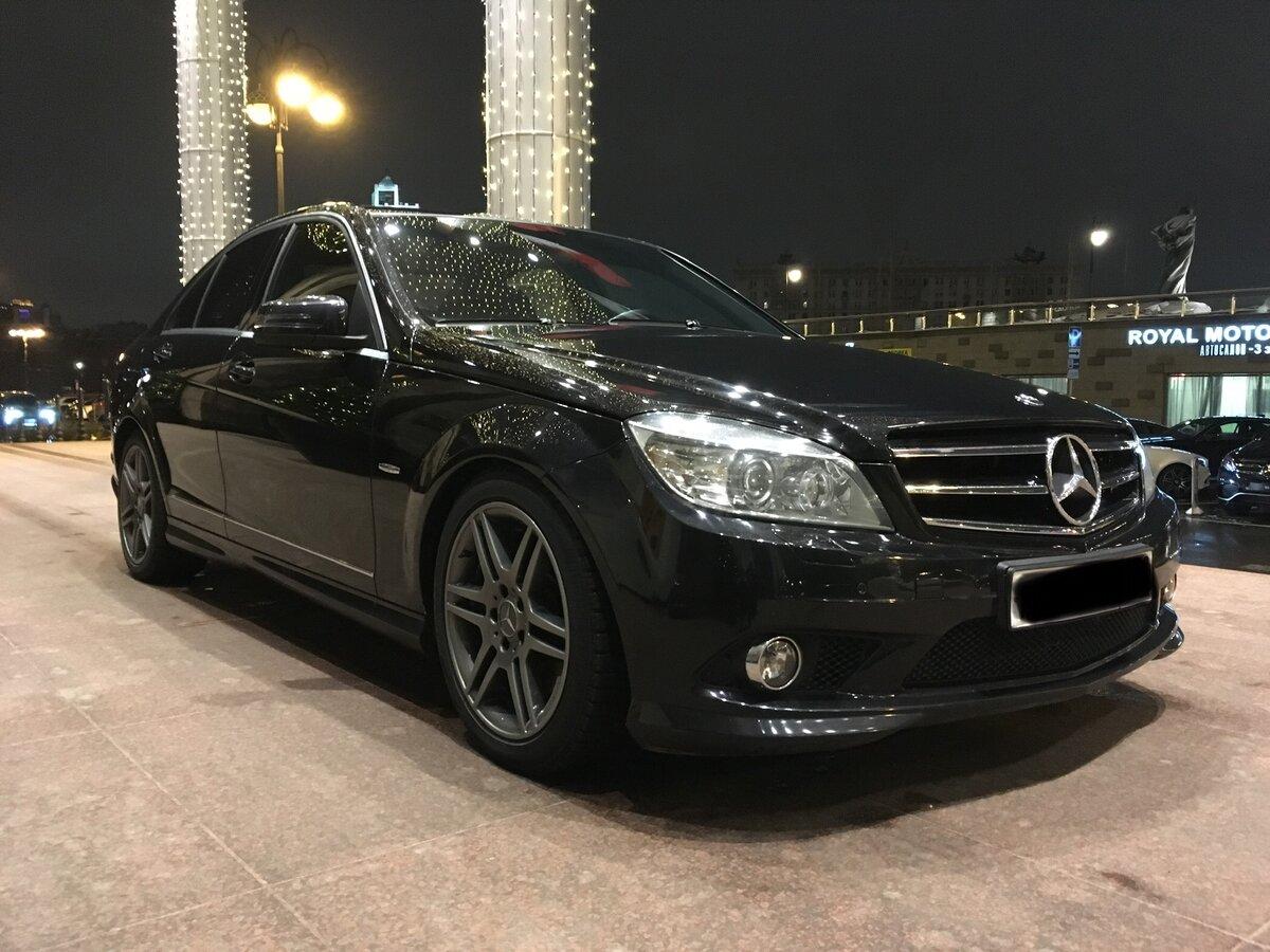 Купить б/у Mercedes-Benz C-klasse III (W204) 280 280 3 0 AT