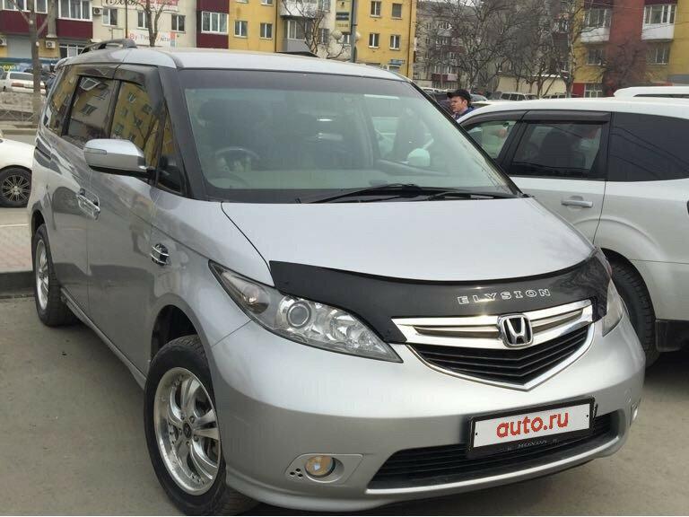 Купить б/у Honda Elysion I 3.0 AT (250 л.с.) 4WD бензин ...