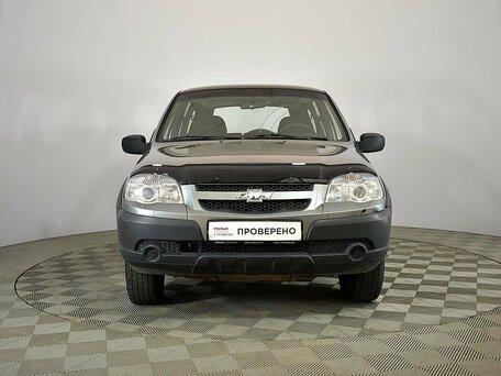Купить Chevrolet Niva пробег 120 000.00 км 2011 год выпуска