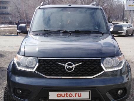 Купить УАЗ Patriot пробег 25 000.00 км 2017 год выпуска