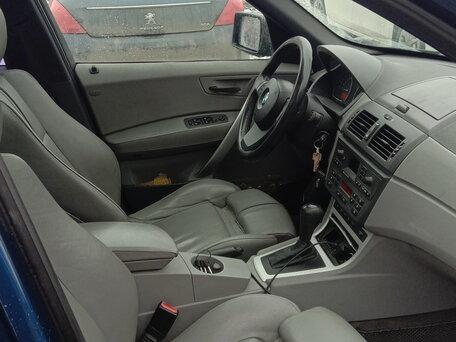 Купить BMW X3 пробег 220 000.00 км 2004 год выпуска