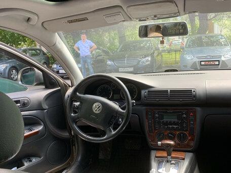 Купить Volkswagen Passat пробег 210 000.00 км 2005 год выпуска