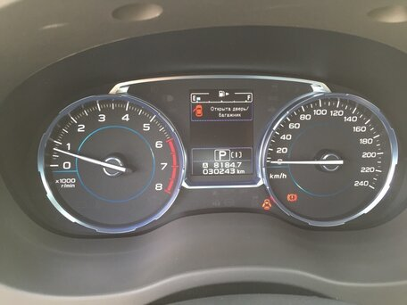 Купить Subaru Forester пробег 30 000.00 км 2018 год выпуска