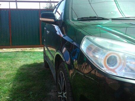 Купить Geely MK Cross пробег 81 000.00 км 2013 год выпуска