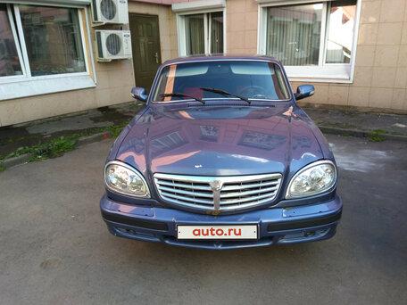 Купить ГАЗ 31105 «Волга» пробег 161 000.00 км 2007 год выпуска
