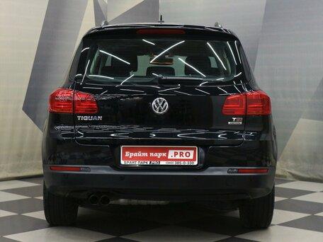 Купить Volkswagen Tiguan пробег 78 000.00 км 2014 год выпуска