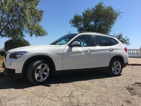 Купить BMW X1 пробег 43 000.00 км 2013 год выпуска
