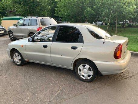 Купить Chevrolet Lanos пробег 157 000.00 км 2007 год выпуска