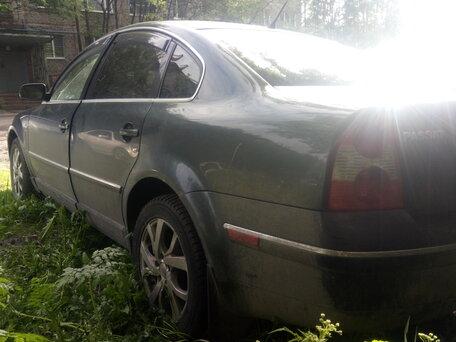 Купить Volkswagen Passat пробег 360 000.00 км 2002 год выпуска