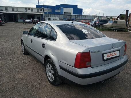 Купить Volkswagen Passat пробег 270 000.00 км 2000 год выпуска