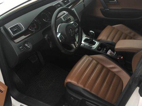 Купить Volkswagen Passat CC пробег 77 000.00 км 2014 год выпуска