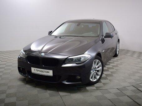 Купить BMW 5 серия пробег 144 000.00 км 2012 год выпуска