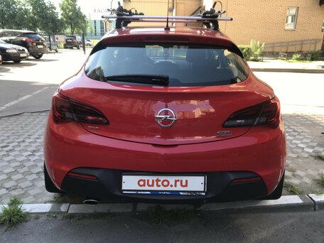 Купить Opel Astra пробег 77 418.00 км 2013 год выпуска