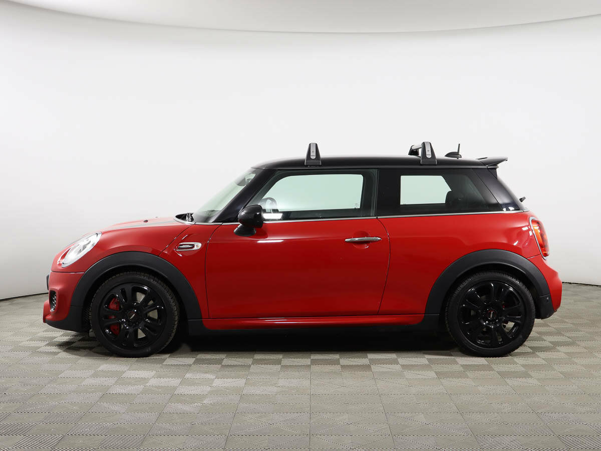 2015 MINI Hatch JCW III (F55/F56) John Cooper Works, красный, 1215000 рублей - вид 7