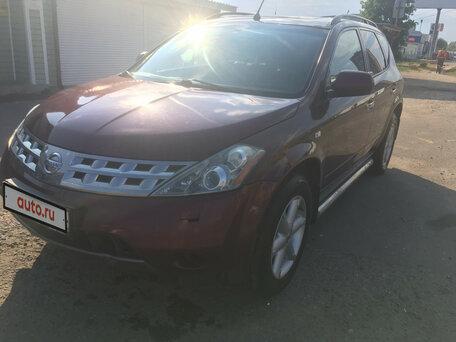 Купить Nissan Murano пробег 243 000.00 км 2006 год выпуска