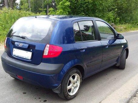 Купить Hyundai Getz пробег 34 847.00 км 2006 год выпуска