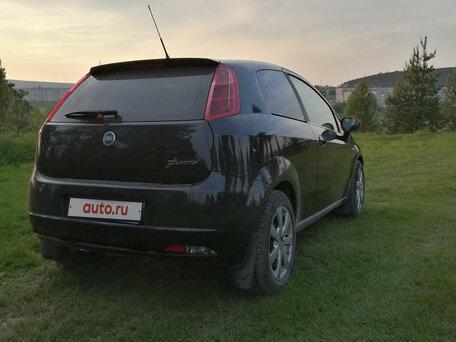 Купить FIAT Punto пробег 183 465.00 км 2007 год выпуска