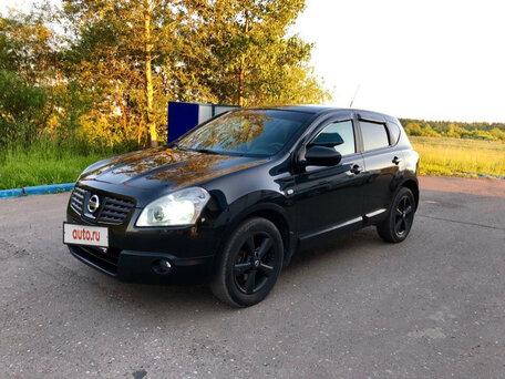 Купить Nissan Qashqai пробег 159 340.00 км 2007 год выпуска